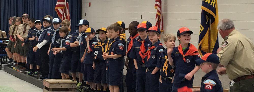 Cub Scout Pack 471